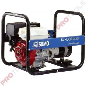 SDMO HX 4000 1-vaihe bensiini