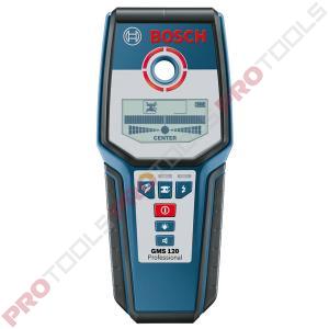 Bosch GMS 120 rakenneilmaisin