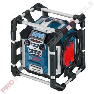 Bosch GML 50 työmaaradio