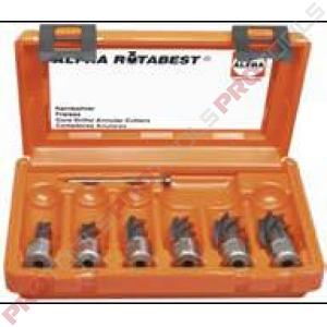 Alfra Rotabest HSS-Co RQX