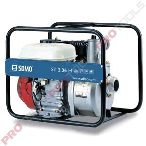 SDMO ST 2.36H polttomoottori