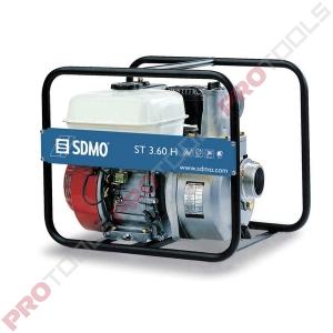 SDMO ST 3.60H Polttomoottori