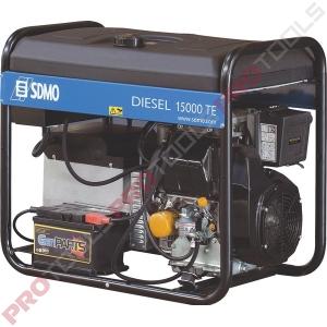 SDMO Diesel 15000 TE XL