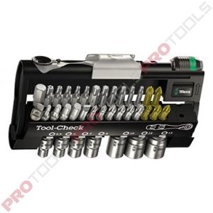 Wera Tool-Check 1 SB hylsy-/