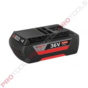 Bosch GBA 36 V 2,0 Ah akku
