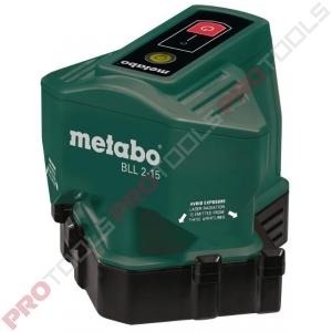 Metabo BLL 2-15 Lattialaser