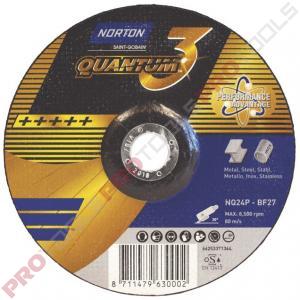 Norton Quantum 3 hiomalaikka