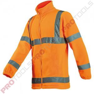 Shelford Fleece Oranssi Koot S-XXL