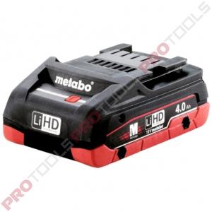 Metabo LiHD 18V/4.0 Ah