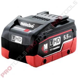 Metabo LiHD 18V/5.5 Ah