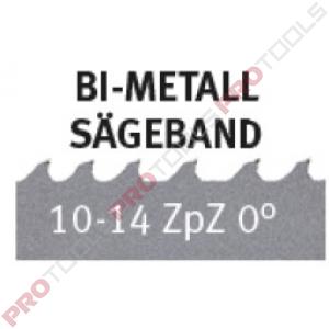 Bi-Metall vannesahanterä 10-14