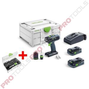 Festool T 18+3 HPC 4,0 I-Plus