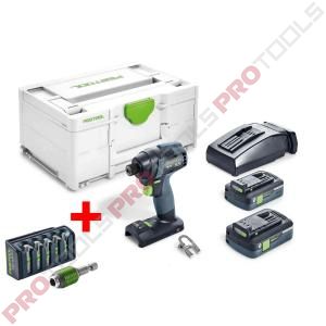 Festool TID 18 HPC 4,0 I-Plus