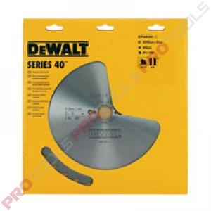 DeWalt pyörösahanterät 250mm