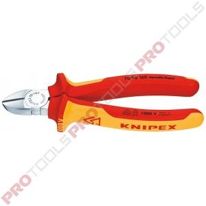 Knipex 7006 Sivuleikkurit VDE