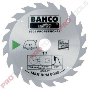 Bahco 8501 pyörösahanterät